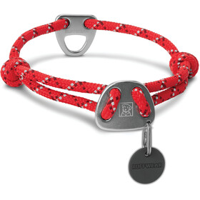 Ruffwear Knot-a-Collar, red currant